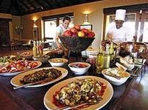 国际美食养生大赛在南非举行