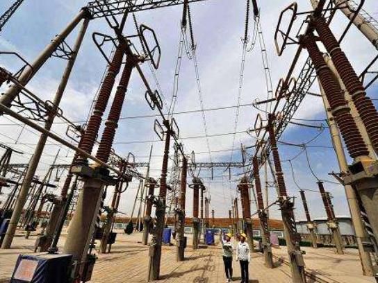 约旦推进与周边国家的电网连接