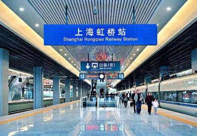 长三角的这个高铁站迎来第4亿名旅客
