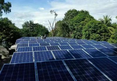 第聂伯彼得洛夫斯克州安装了1500余个光伏电站