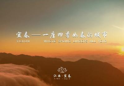 宜春——一座四季如春的城市