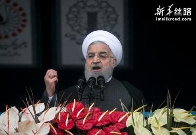 伊朗总统表示愿全面深化伊中各领域合作