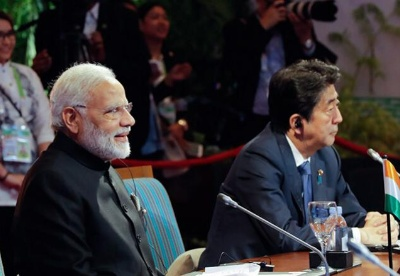 莫迪第二届任期与印日关系