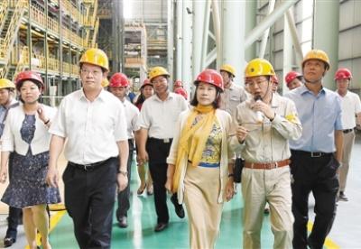 """""""中国制造""""关注湛江 助力产业转型升级"""