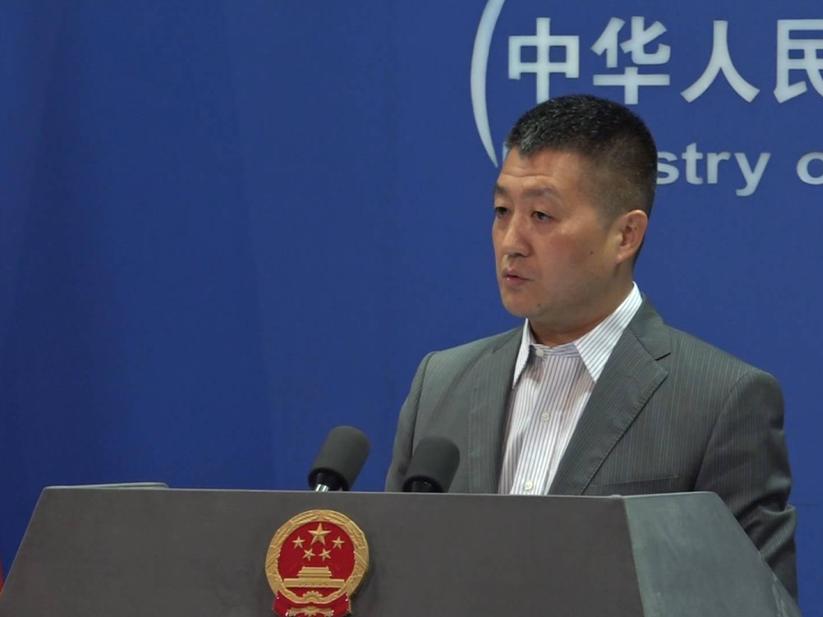 """外交部:中方愿推动高质量共建""""一带一路""""国际合作不断取得新成果"""