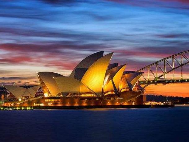 澳大利亚一季度GDP环比增长0.4%