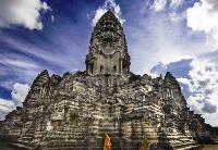 1-5月柬埔寨吴哥古迹国际游客数量下降7.3%