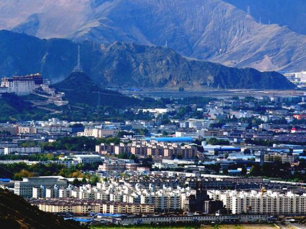 202个援藏项目签约 预计投入215亿元助力西藏脱贫攻坚