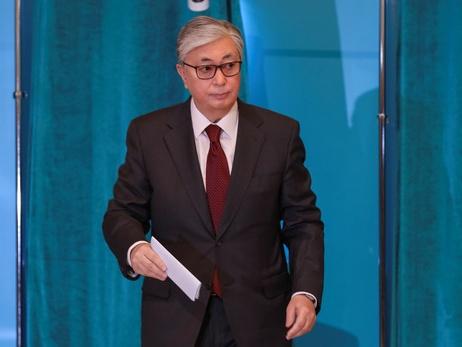 托卡耶夫当选哈总统  首要任务发展经济