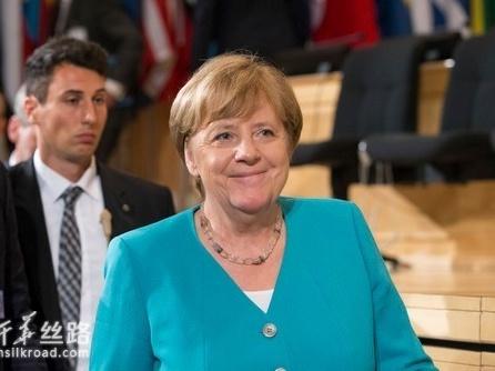 德国总理默克尔说多边主义面临危机