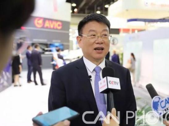 专访:中国已成为全球航空产业链的有力参与者——访中国航空工业集团副总经理陈元先