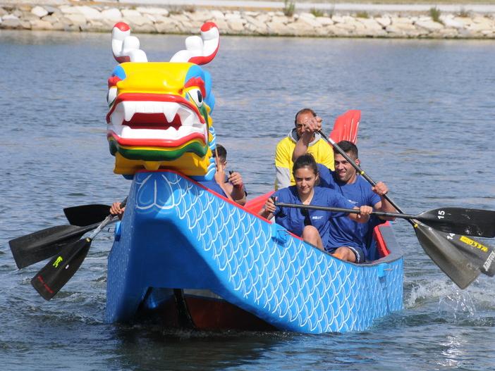 葡萄牙阿威罗举办端午节庆祝活动