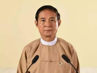 缅甸总统表示将继续深化缅中全面战略合作伙伴关系