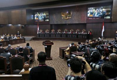 印尼宪法法院确认现任总统佐科胜选