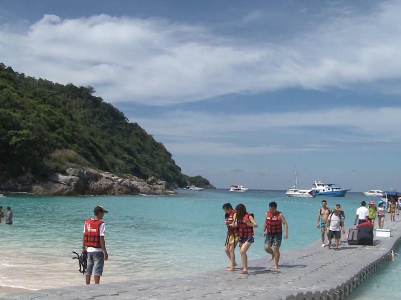 中国驻泰国使馆提醒游客注意涉水安全