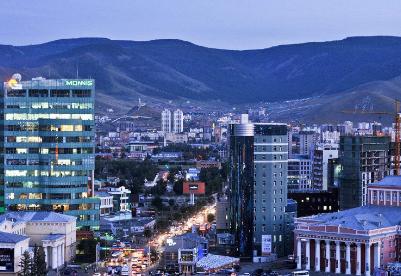 """""""一带一路·光明行""""蒙古国行动在乌兰巴托正式启动"""
