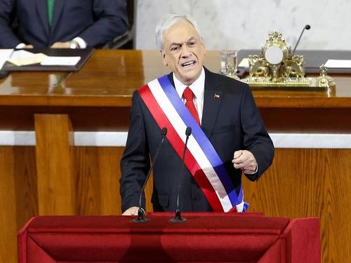 智利总统:智利今年经济增长水平仍有望在拉美保持领先