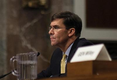 特朗普将提名埃斯珀出任美国防部长