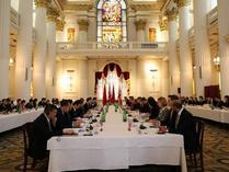第十次中英经济财金对话在伦敦举行