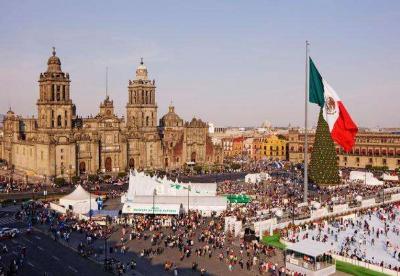 2019年上半年墨西哥国际游客有所减少