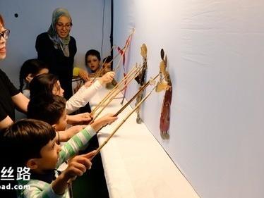 """""""中国文化进校园""""活动在摩洛哥举行"""