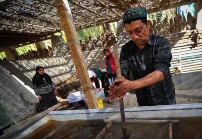 农行新疆分行加大金融扶贫创新工作力度