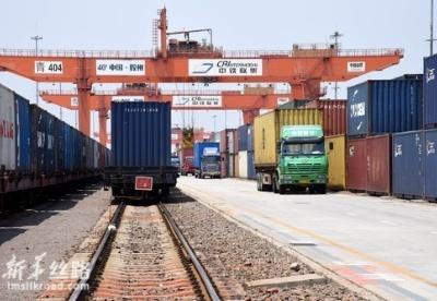 上合青岛峰会一周年:山东对成员国进出口增长30.9%