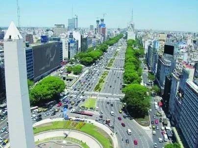 阿根廷航道现状分析及展望