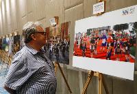 中国韶关文化旅游图片展亮相欧盟总部布鲁塞尔