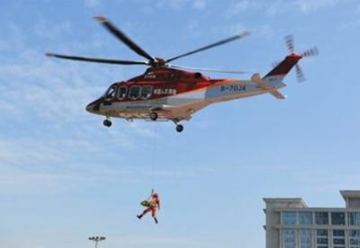 多方协作 河南航空医疗紧急救援网络再升级
