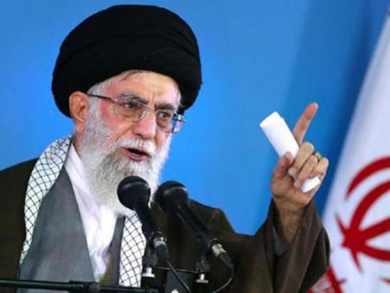 伊朗最高领袖哈梅内伊谴责英国扣押油轮行为