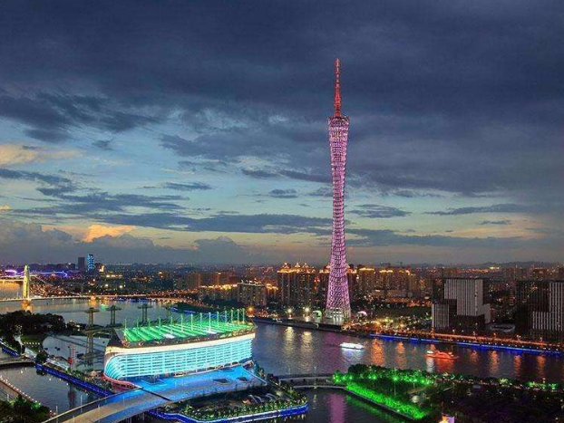 """""""新风口""""拉动产业升级 广东上半年经济总量超5万亿元"""
