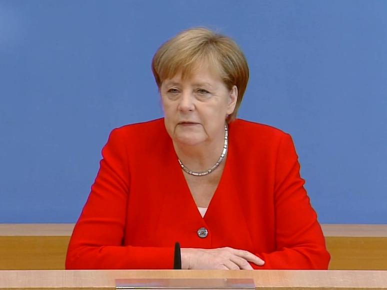 默克尔:碳定价是德国实现气候目标的最有效途径