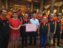 海南省妈祖文化研究会赴福建湄洲祖庙参访交流