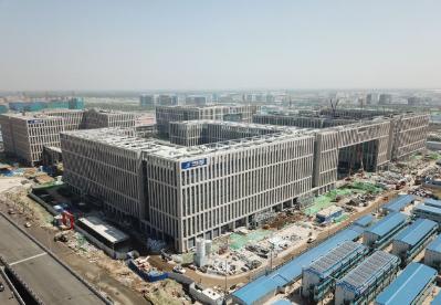 南航在北京大兴国际机场基地项目全面竣工