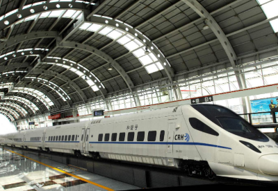 世行报告点赞中国高铁