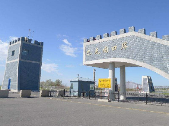新疆:百年口岸边民互市升级 助推中哈跨境经济合作