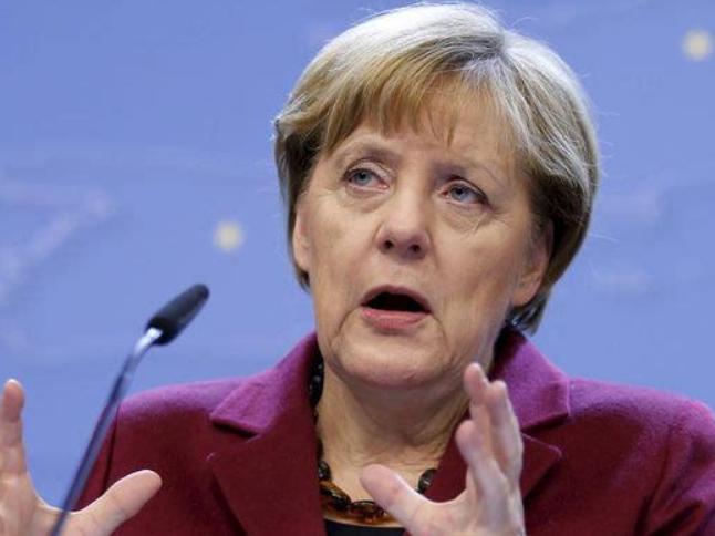 默克尔说德国将支持摩尔多瓦经济改革