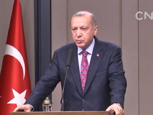 专访:期待为土中战略合作关系发展注入新动力——访土耳其总统埃尔多安