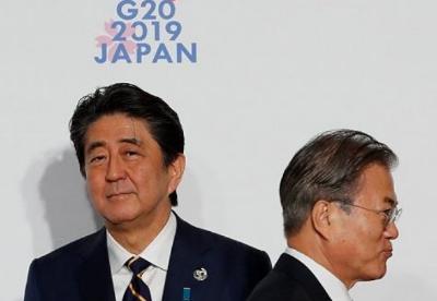 """韩国敦促日本撤回""""经济报复""""措施"""