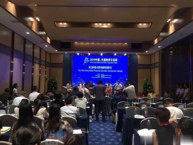 中国-东盟教育交流合作展现光明前景