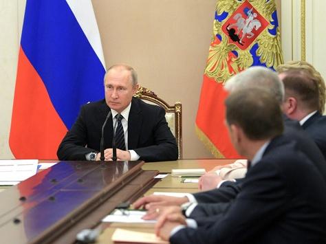 普京召集会议讨论俄乌关系等问题