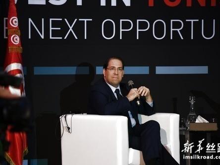 突尼斯总理希望中国积极参与突经济建设