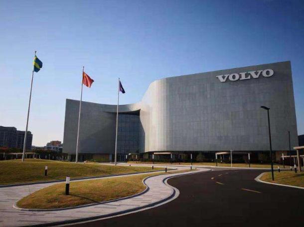 今年前七个月沃尔沃汽车销量保持增长