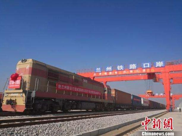 """甘肃:与""""一带一路""""沿线国家进出口快速增长"""