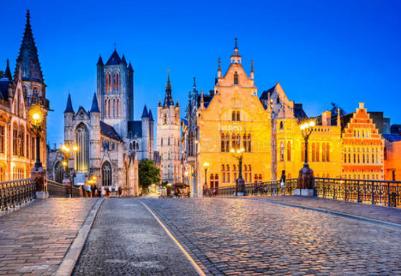 """比利时举办""""汉语桥""""世界中学生中文比赛"""
