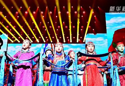 第11届中国国际民间艺术节开幕