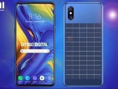 用太阳能为手机充电?小米新设计专利曝光