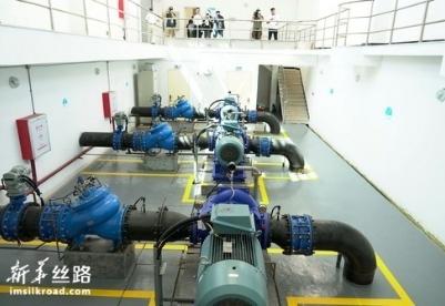 福建向金门供水日均逾万吨