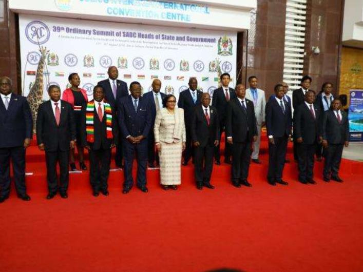 第39届南共体首脑会议呼吁加强地区安全合作